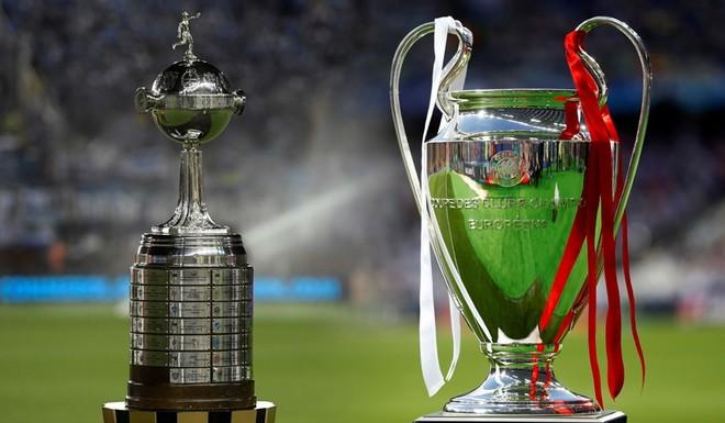 Libertadores champions