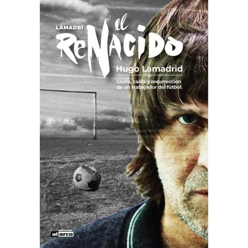 Su primer libro: Lamadri El renacido.